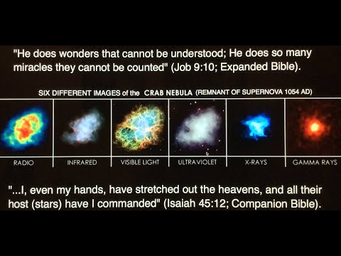 Biblical Chronology and Astronomy showing Divine Inspiration (video)