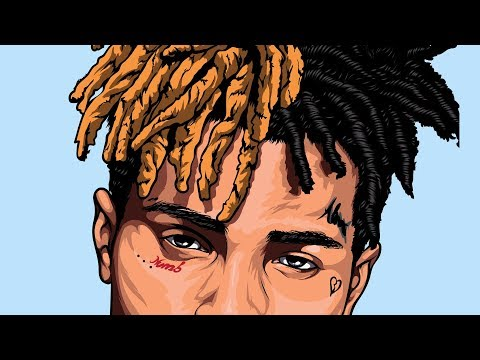XXXTENTACION  Speed Digital Art (Adobe Illustrator)