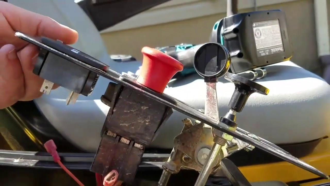 How to install a Hour Meter a Zero Turn Mower