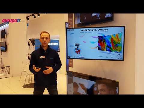 Samsung MU7000 Serisi Televizyon İncelemesi - İzmir Şirinyer SAMSUNG