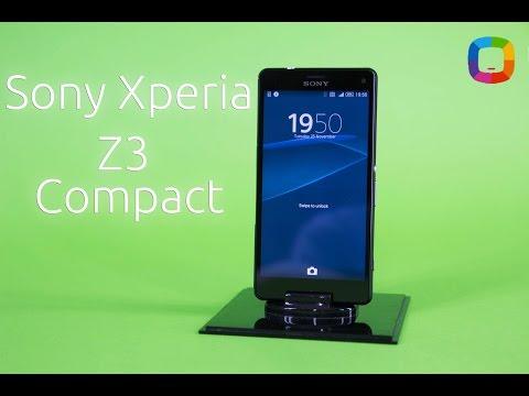 Sony Xperia Z3 Compact review în Română