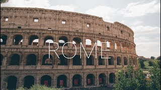 A Day In Rome, A Short Travel Film