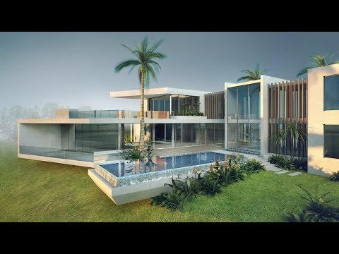 Rendering and post production 3dsmax architectural vis for 3ds max architectural rendering
