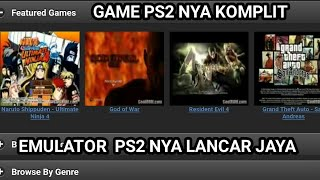 download emulators ps2 for android