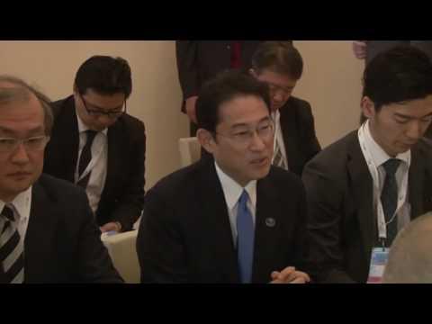 Secretary Rex Tillerson Meets Japanese Foreign Minister Fumio Kishida