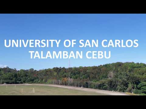 University of San Carlos Tour - LRC and Stadium