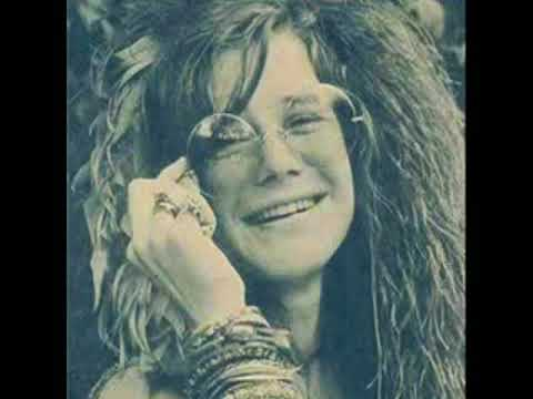 Janis Joplin  - Mercedes Benz(with lyrics)