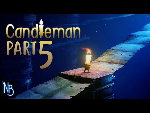 Candleman: The Complete Journey Walkthrough Part 5 No Commentary  