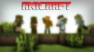 ANICRAFT TEAM - SPEED ART RENDER MINECRAFT
