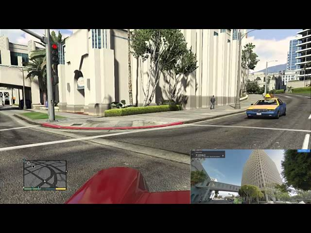 GTA V La guía turística definitiva de Los Santos (comparativa con Los Angeles real) Videos De Viajes