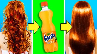 33 SIMPLY BRILLIANT HAIR LIFE HACKS