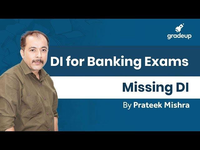 Missing DI II Quant II Prateek Mishra - Class 7