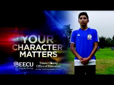 YourCentralValley   Your Character Matters – Crescent Valley Public Charter – The New Kid