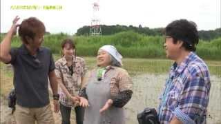 (2014/07月前半放送 starcat ch) 鉄崎幹人さんと未来さんが、名古屋近郊...