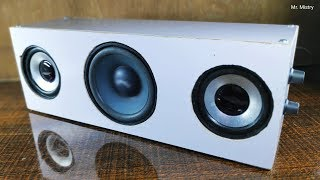 Make a Bluetooth Speaker with Aux using TPA3118 mono board and PAM8610 Board