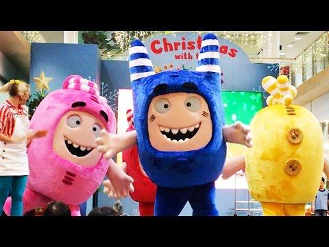 Christmas with the Oddbods