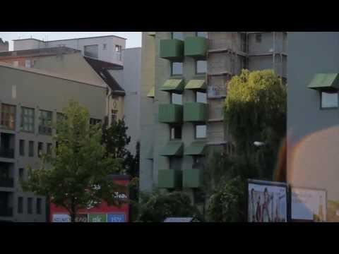 Architects In Love: Robert Slinger Loves Berlin