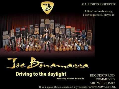 Joe Bonamassa - Driving towards the daylight Backing track