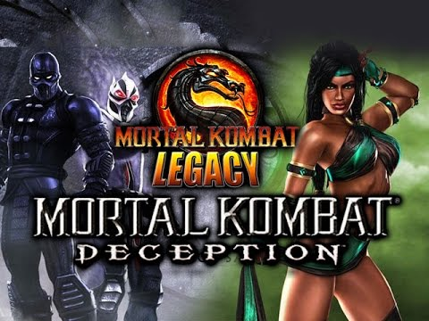 Image result for Mortal Kombat: Deception (2004)