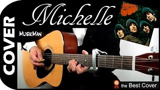 MICHELLE 👧 - The Beatles / GUITAR Cover / MusikMan #061