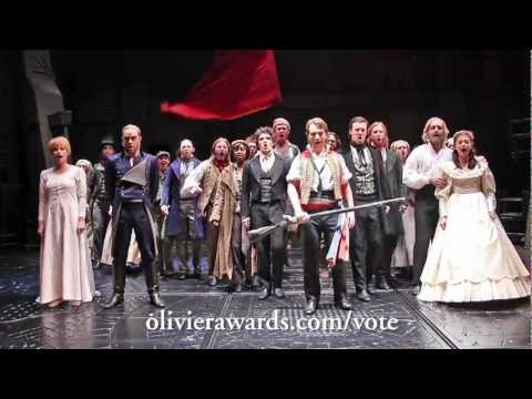 Vote for Les Misérables in the 2012 Olivier Audience Award!