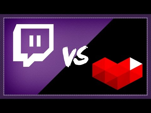 Twitch vs. YouTube