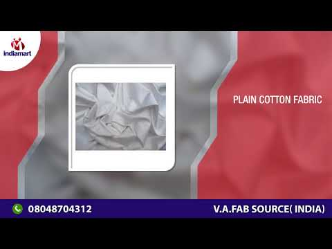 Manufacturer of Twill Fabric