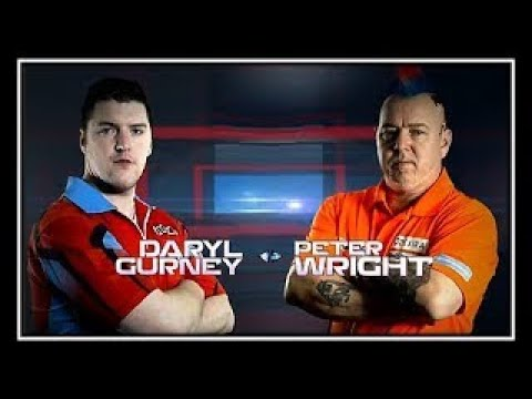 Wright v Gurney [QF] 2017 Perth Darts Masters