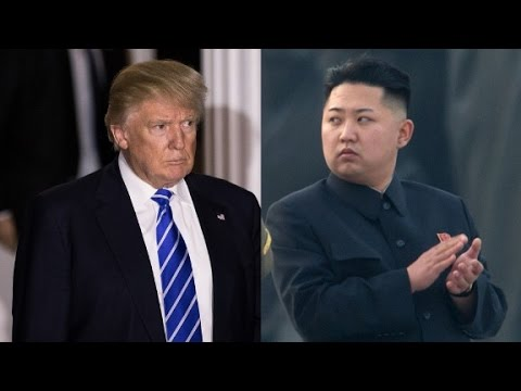 Trump: If China isn't going to solve North Korea, we...