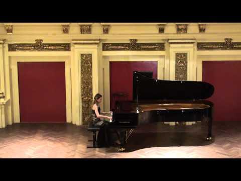 F.Chopin Etude Op.25 Nr.11 Victoriya Vasilchenko