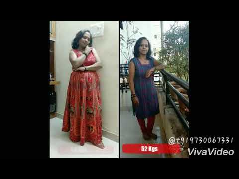 A Beautiful Journey From Size 'XXL' to 'S'!Lost 12 Kgs,Vitamin B12 & D levels Improved!