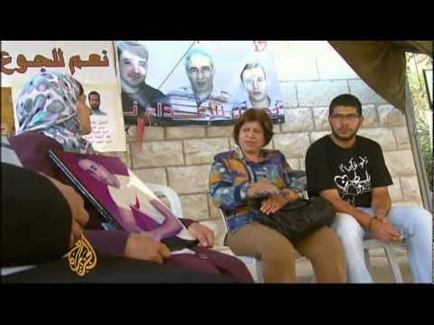Palestinian Political Prisoners Languish In Israel's Prisons