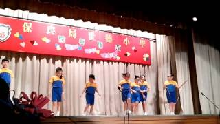 25-6-2016世德小學花式跳繩