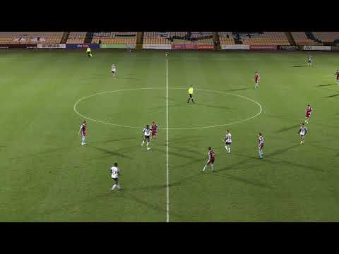 Port Vale Scunthorpe Goals And Highlights