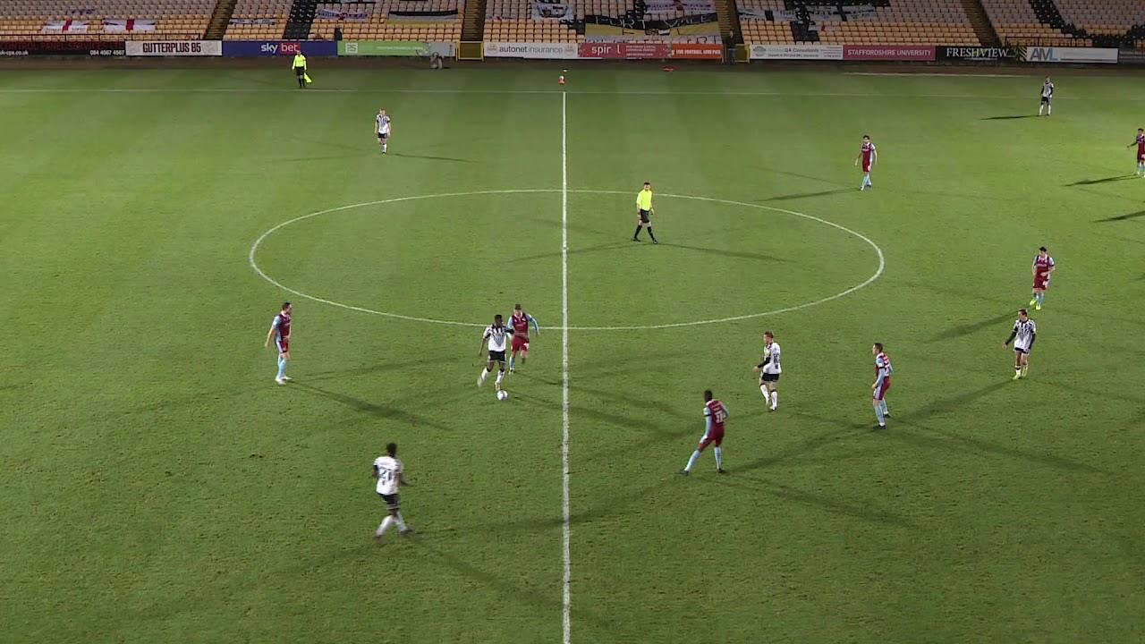 Порт Вэйл  0-1  Сканторп Юнайтед видео