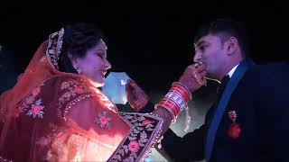 BRIDE & GROOM DANCE CHOREOGRAPHY l ANKIT + SHEETAL l MAA DANCE STUDIO l JATIN SANKLE l
