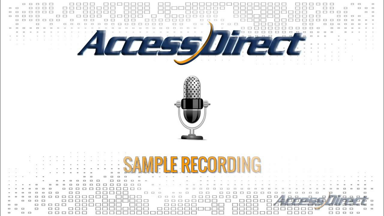 Professional recording sample youtube professional recording sample kristyandbryce Choice Image