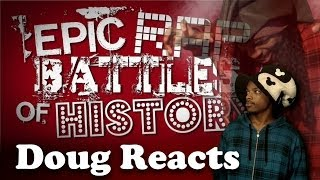 Doug (Craig) Reacts: Epic Rap Battles of History- George Washington vs William Wallace