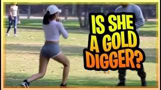 She Swears Shes Not a GOLD DIGGER!