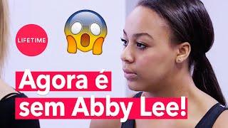 Meninas ensaiam pela primeira vez SEM Abby Lee Miller! - PARTE 1   DANCE MOMS   LIFETIME