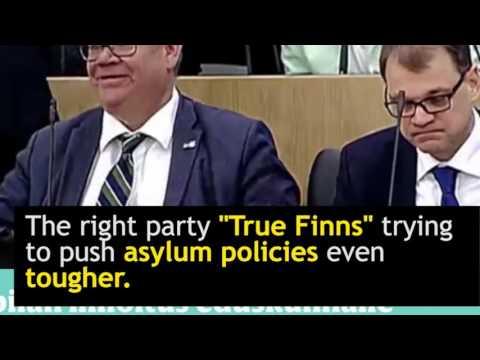 Geneva News, Finland Refugees