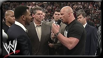 Tyson and Austin brawl on Raw: WWE Raw