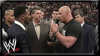 Download Tyson and Austin brawl on Raw: WWE Raw Mp3 and Videos