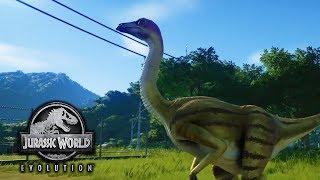 草食恐竜の種類を増やしまくる回!3種類+1ゲノム ○Jurassic World Evolu...