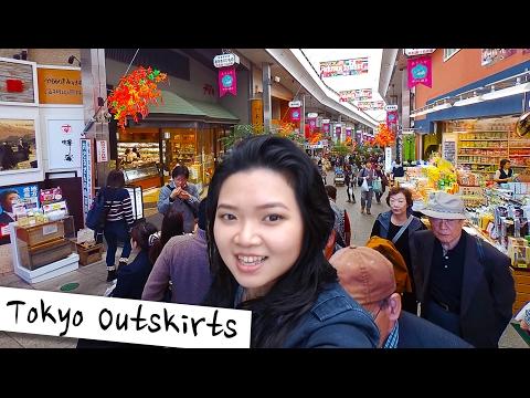 Visit Tokyo Country Towns! JAPAN VLOG 日本自由行 #5