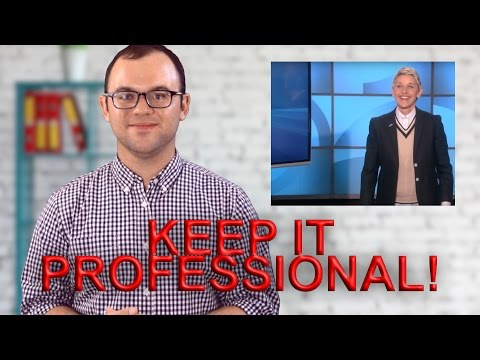Keeping a Professional Image Online (Control Your Online Reputation!)