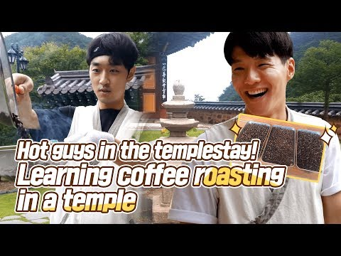[Templer story] You can also learn coffee roasting at a temple!