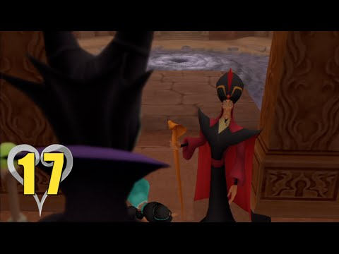 Kingdom Hearts: Cave of Wonders - Part 17