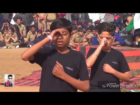 याद आये हमारी तो रोना नहीं..🇮🇳..Desh bhakt Natak program  देश भक्ति नाटक