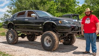 I Bought a 4x4 Lincoln and Blew it up